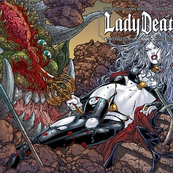 Lady Death #5 and Night Of The Living Dead: Death Valley #2 &#8211 Two Avatar Plugs Of The Week