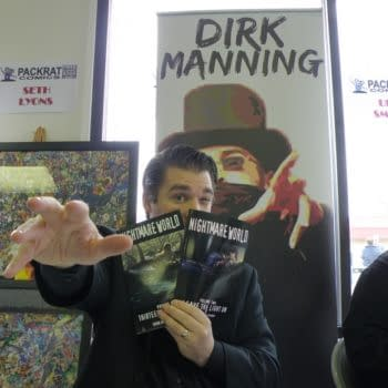 FCBD 2011: Chasing Rainbows, Fearing the Amish, Selling Horror Comics To Kids And More By Dirk Manning