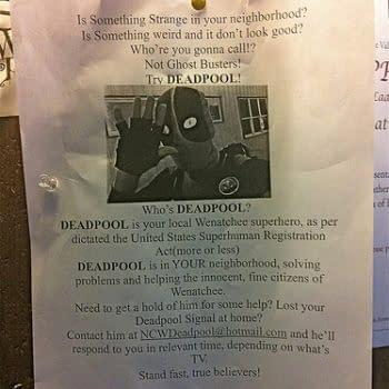 The Deadpool Of Wenatachee, Washington