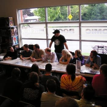 Comic Book Ink, Washington, In Danger Of Closing