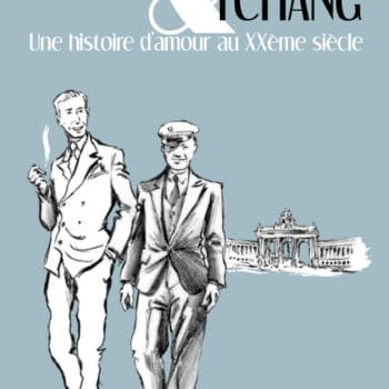 Hergé's Adventures Of His Chinese Communist Gay Lover?