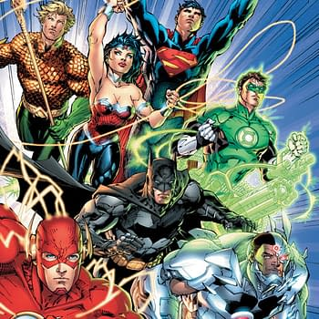 The New 52 Set To Rock Marketshare: Justice League #1 Over 200000 Copies Six Other Relaunch Books Over 100000