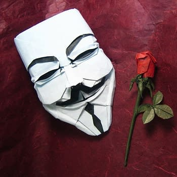 V For Vendetta &#8211 The Stage Play