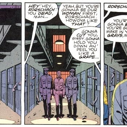 Swipe File: Watchmen And Incognito