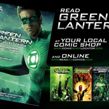 DC Comics Ad At End Of Green Lantern Movie Has Malformed Web Address