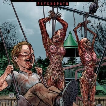 PREVIEW: Crossed Psychopath 3 by David Lapham and Raulo Caceres