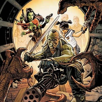 More DC Relaunch Covers &#8211 Frankenstein&#8230