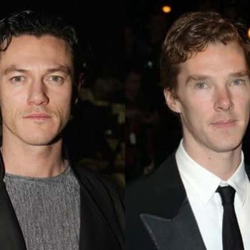 The Hobbit Joined By Luke Evans And Benedict Cumberbatch