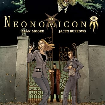 Alan Moores Neonomicon To Be Collected With The Courtyard In September