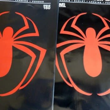 Can You Tell The Difference Between Signed And Unsigned Ultimate Spider-Man 160 By The Bag? (UPDATE x2)