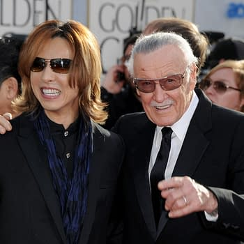 Stan Lee And Todd McFarlane Create Rock Star Comic Together