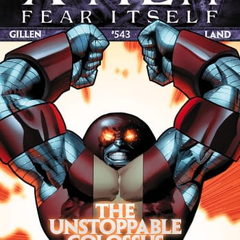Colossus Relaunch: Getting Cyttoraked For Fear Itself