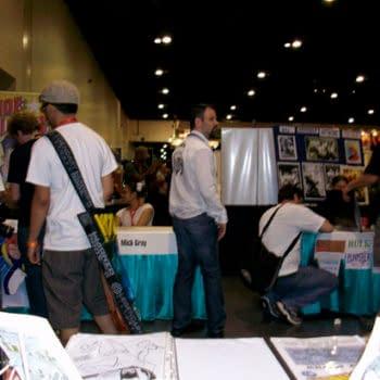 DeviantART In Talks To Sponsor San Diego Comic Con Artists Alley