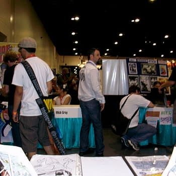 DeviantART In Talks To Sponsor San Diego Comic Con Artists Alley