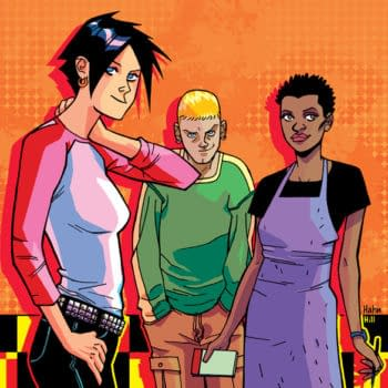 Preview: All Nighter #1 By David Hahn, From Image Tomorrow