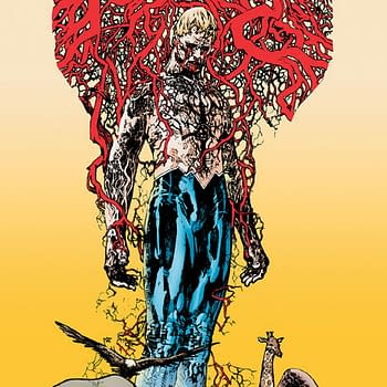 The Presses Are Still Rolling On New 52 Number Ones: Animal Man #1 Goes To Third Print