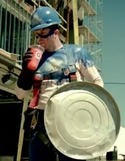 Dunkin Donuts And Captain America &#8211 Could This Be The Greatest Movie Tie In TV Ad Of All Time