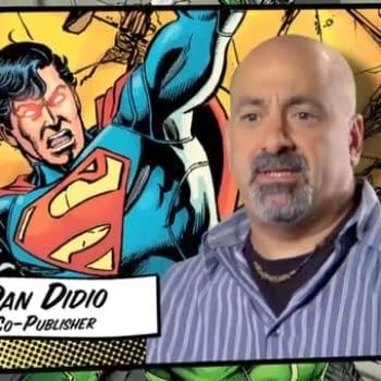 Shots Fired at Marvel as Dan Didio Discusses DC Diversity?