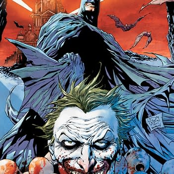DC Relaunch: Detective Comics #1 Cover