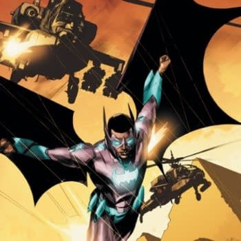 """IGN Calls Star Of Batwing #1 """"African-American""""…"""