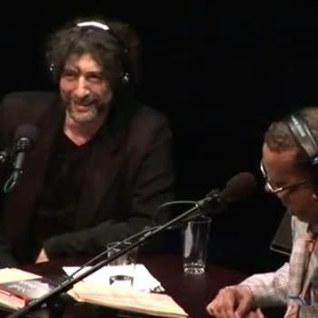 "MythBuster Adam Savage Sings ""I Will Survive"" As Gollum, To Neil Gaiman"