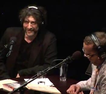 MythBuster Adam Savage Sings I Will Survive As Gollum To Neil Gaiman