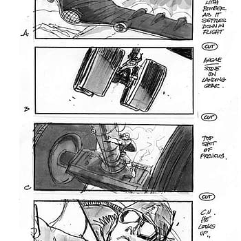 Captain America Storyboards Show How Thor Continuity Ties In