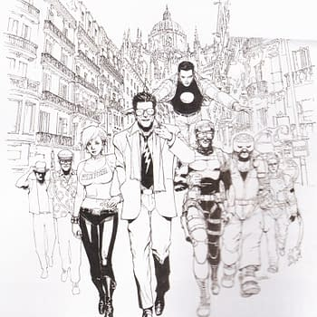 A Cast Of Characters In Mark Millar and Leinil Yus Supercrooks