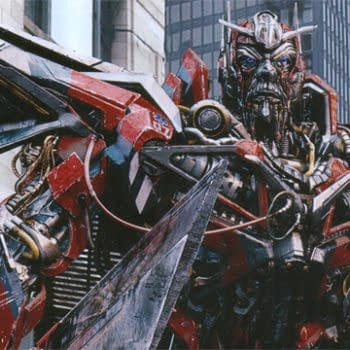 Transformers: Dark Of The Moon Review