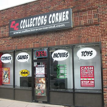 No Such Word As Superhero – DCs Retailer Roadshow Hits Baltimore – Collectors Cornered #2