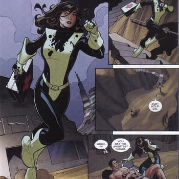 Wednesday Comics Review: Uncanny X-Men 538 and Generation Hope 8