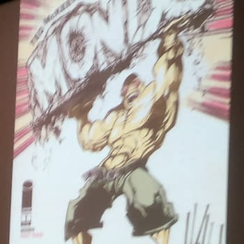 Mondo By Ted McKeever Announced At San Diego By Image Comics