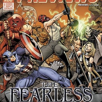 Marvel To Announce The Fearless With Matt Fraction And Mark Bagley At San Diego Comic Con