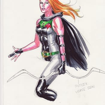 Horsewoman – The New Oracle Of The New DCU