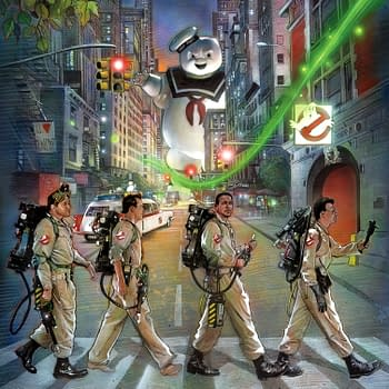 Swipe File: Ghostbusters Vs The Beatles Queen And Kiss
