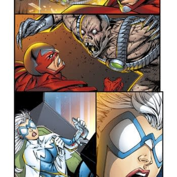 Pages Five And Six From Hawk And Dove #1