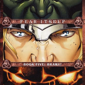 Will Fear Itself #5 Bring The Biggest Marvel Comics Brawl Ever