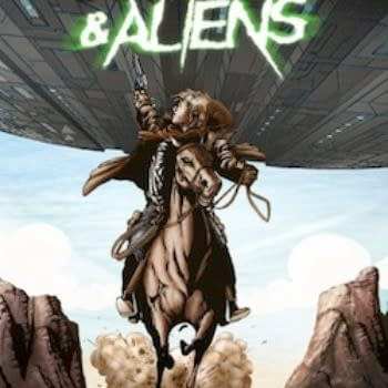 The Secret Story Behind Cowboys And Aliens