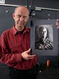 Conversations With Pinhead: Doug Bradley On Cast Reunions Old-School FX And Tearing Your Soul Apart