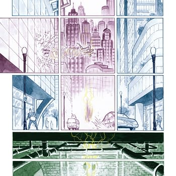Two New Pages From Flash #1