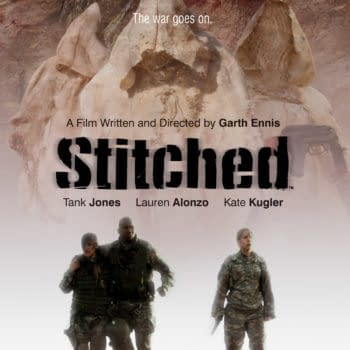Getting Stitched – Garth Ennis Creation Collected