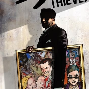 Image Comics Dream Team: Robert Kirkman Nick Spencer On Thief Of Thieves