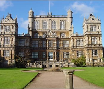 Welcome To Your New Wayne Manor – Wollaton Park Hall