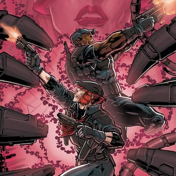 Blackhawks Has Its Third Solicited Artist In Three Issues – But He Wont Be Drawing It