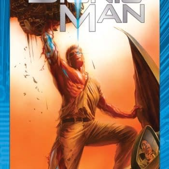 Bionic Man Comic Sells Out On Release