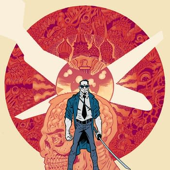 Brian Churillas The Secret History Of DB Cooper From Oni In March