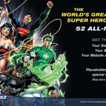 How Your Local Store Will Appear In The DC New 52 Cinema Ad