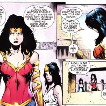 Final Issue Of Wonder Woman Leads Into Relaunch (SPOILERS)
