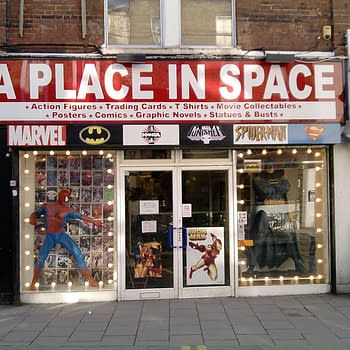 A Place In Space In Croydon Still Standing Opening Again