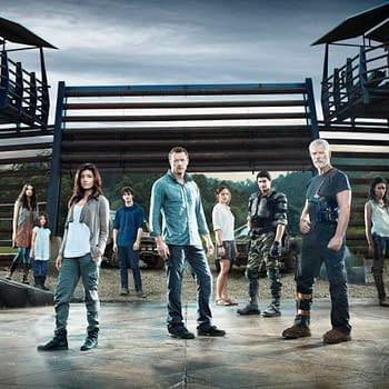 Review: Pilot Episode Of Spielberg-Produced Show Terra Nova Now With More Dinosaurs